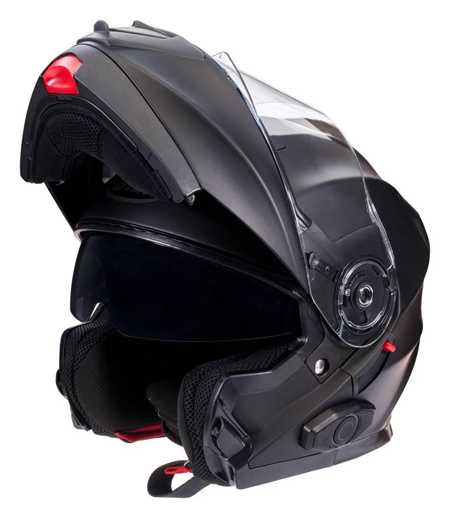 Bilt Techno Bluetooth Motorcycle Helmet
