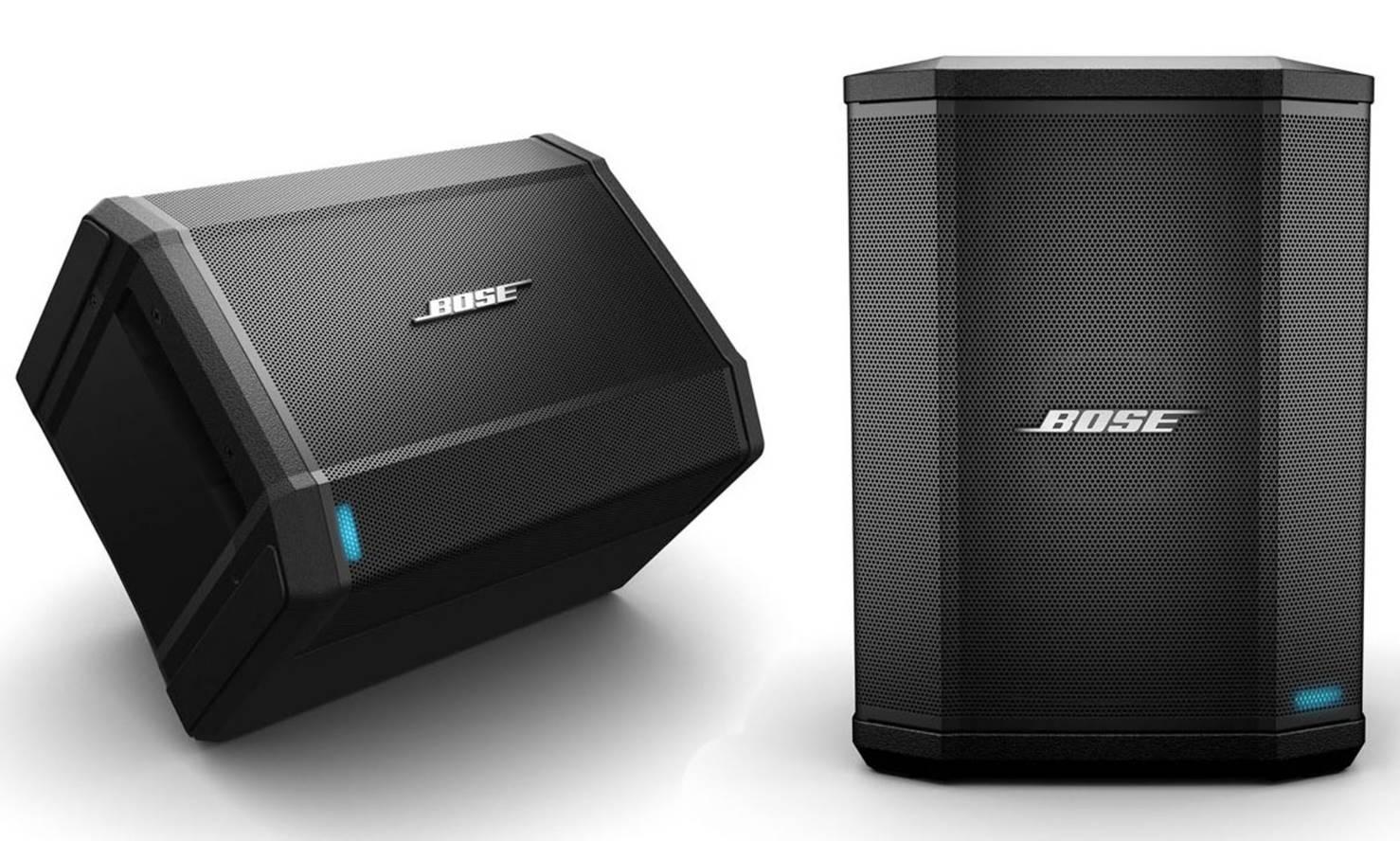 Bose S1 DJ Speakers