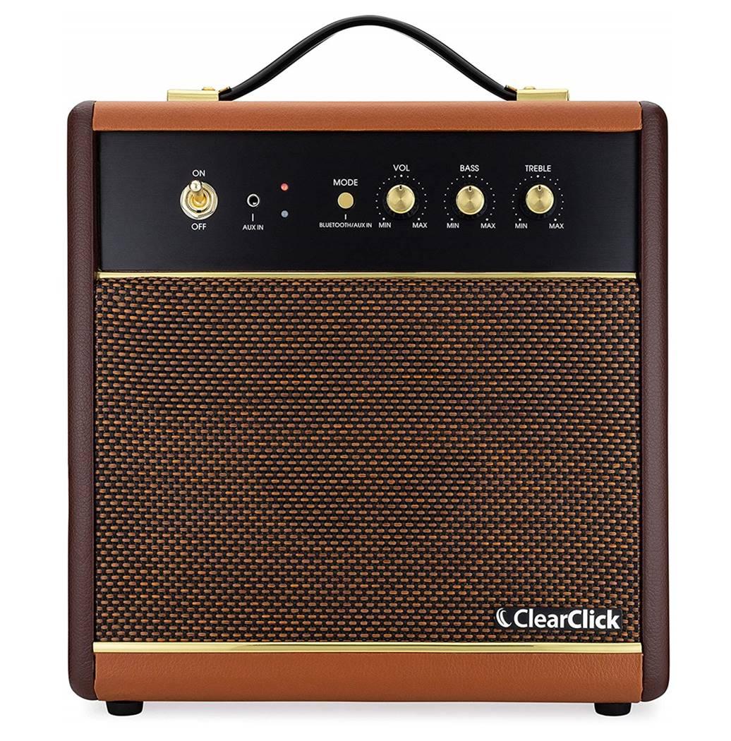 ClearClick Vintage Speaker