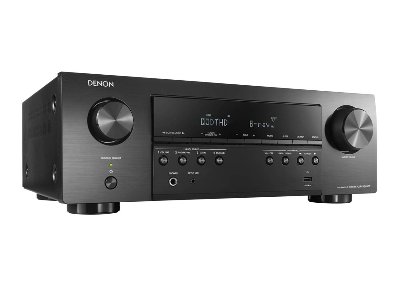 Denon AVR-S540BT Surround Sound Receiver