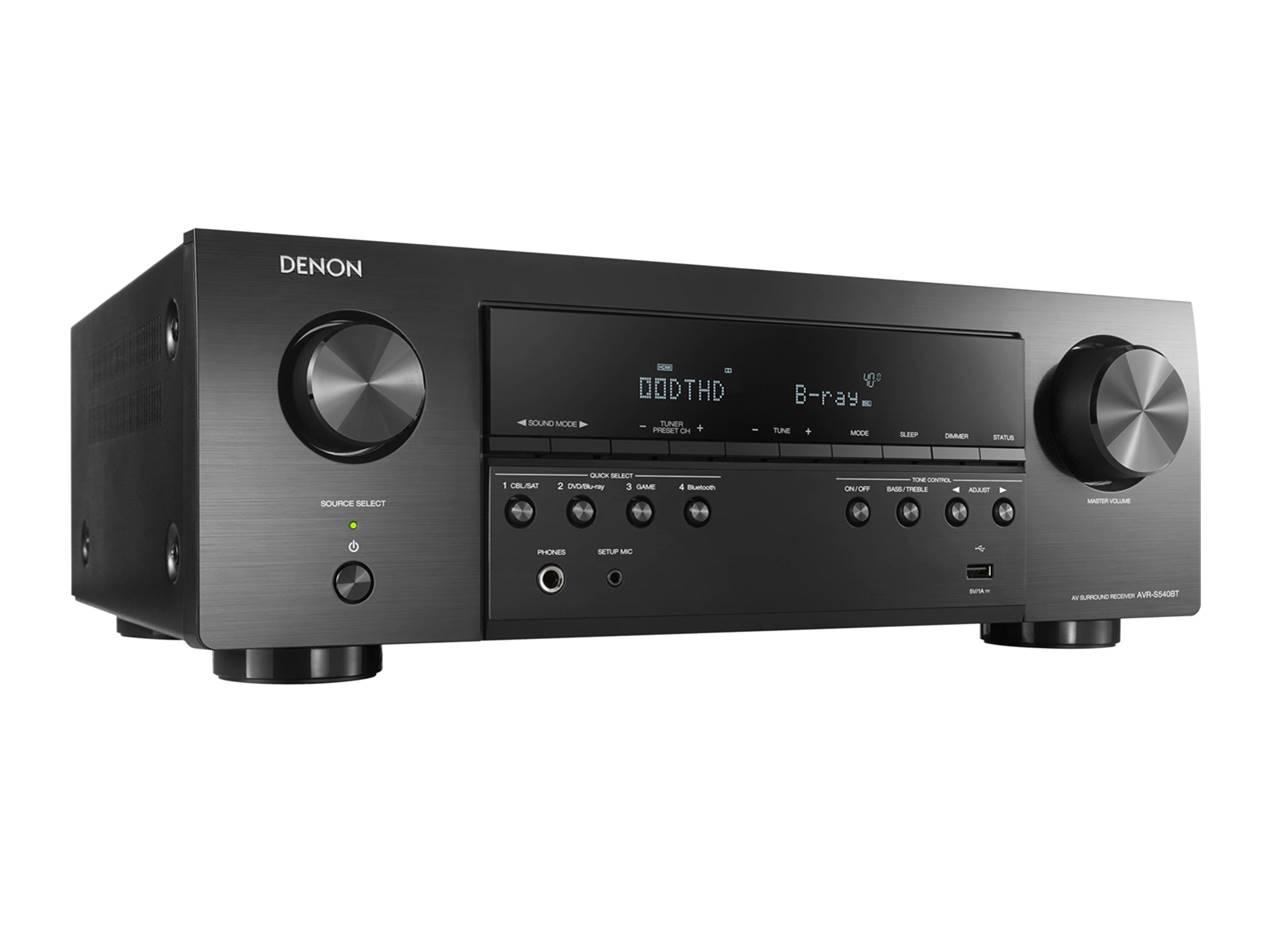 Denon AVR-S540BT Surround Sound Receiver