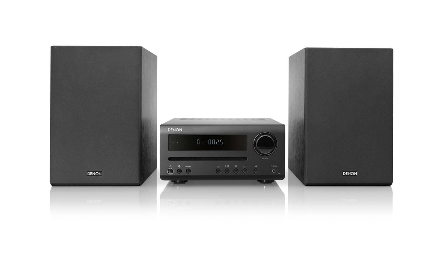 Denon D-T1 Hi-Fi System