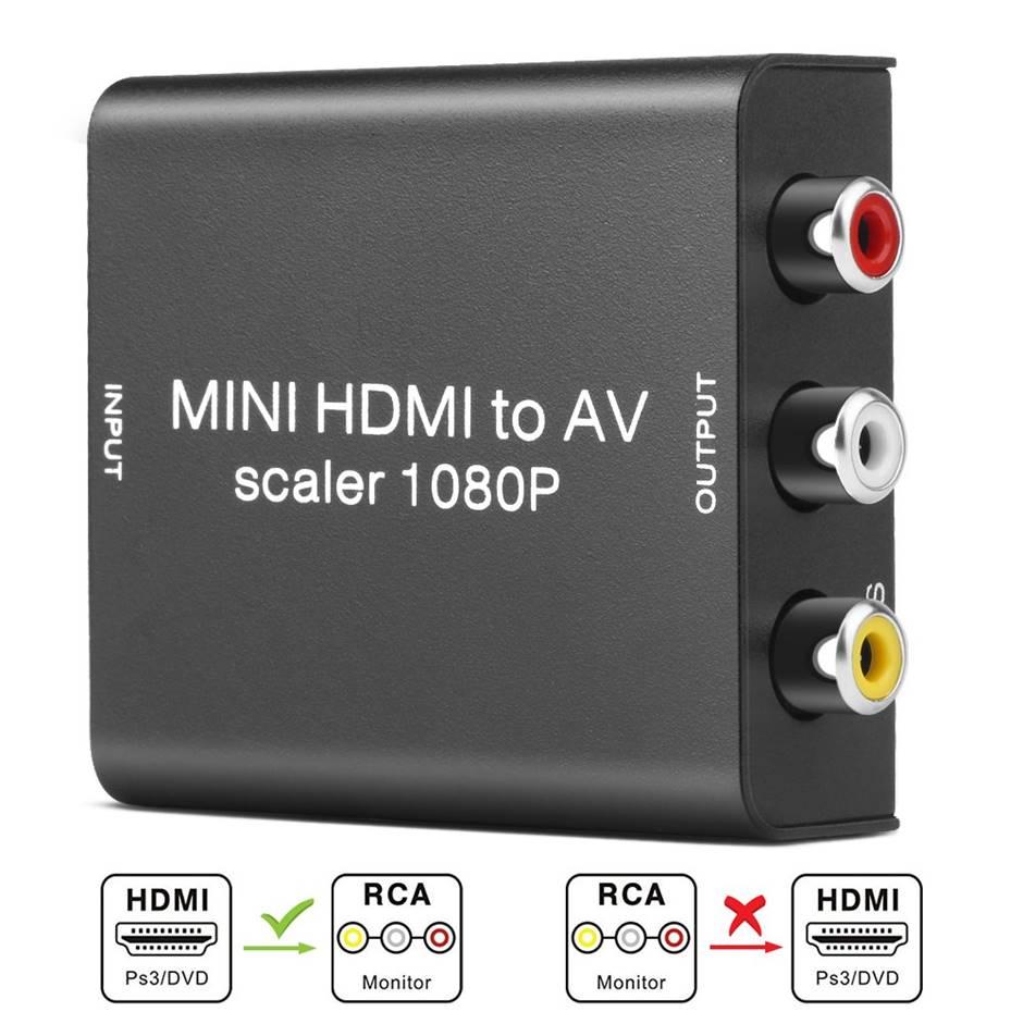 Electop HDMI to RCA Converter