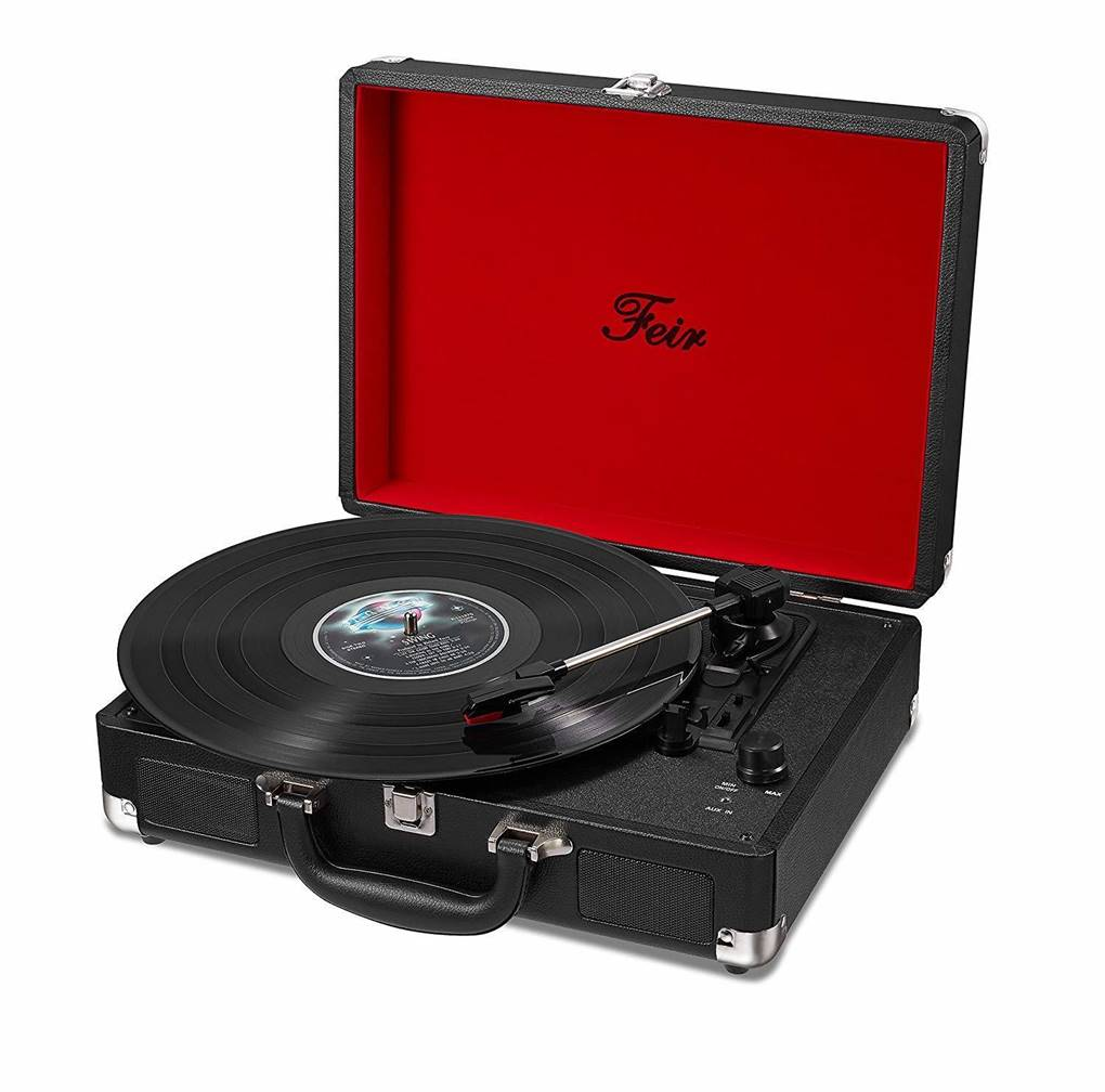 Feir Vinyl Record Player