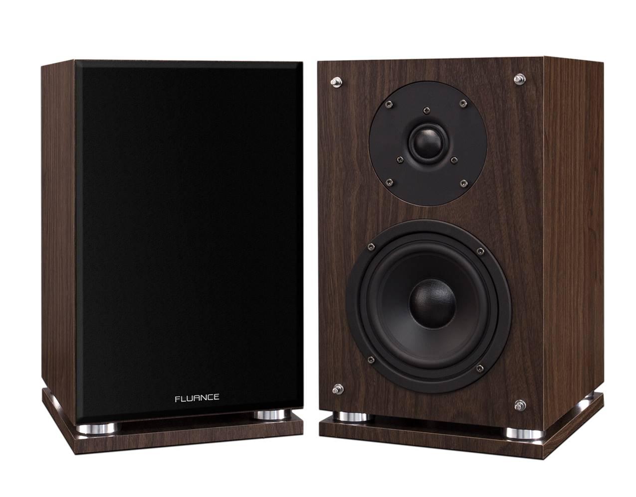 Fluance SX6W Vintage Speakers