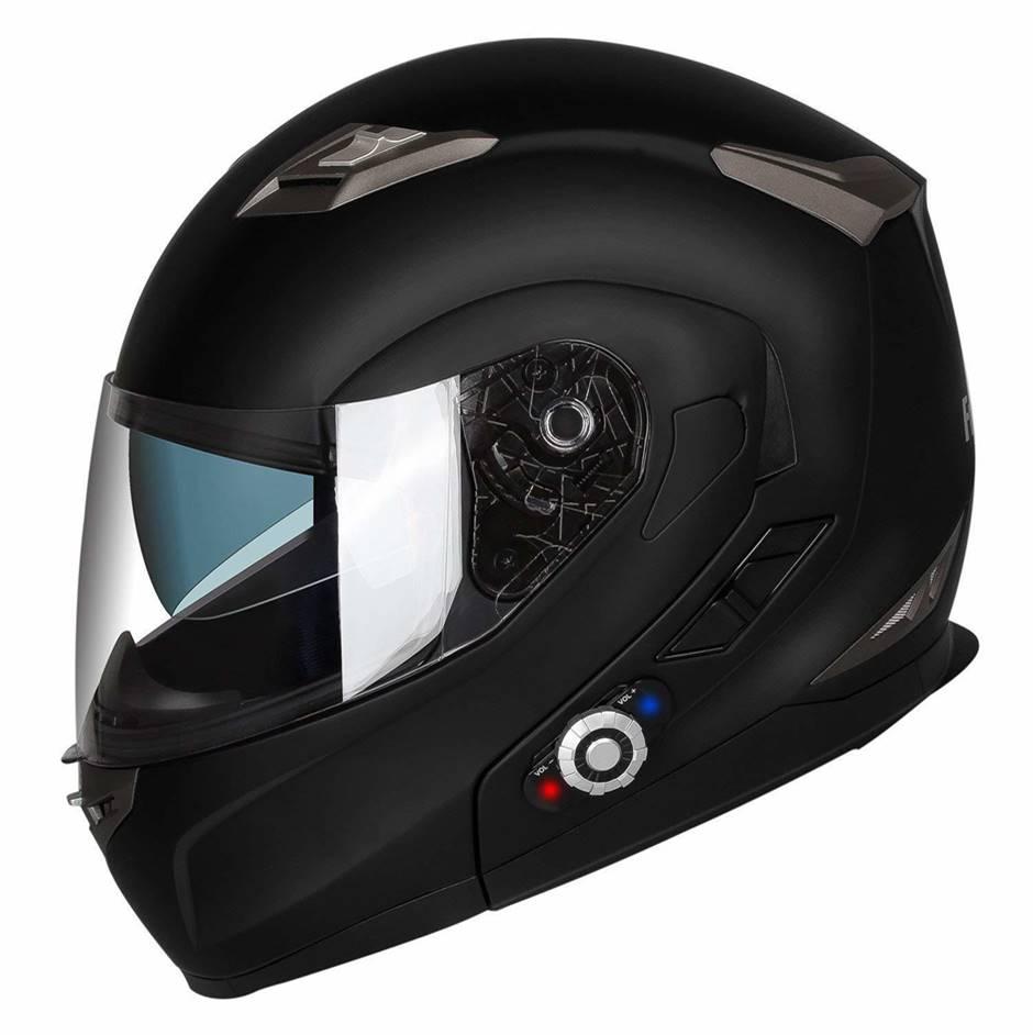 FreedConn Integrated Bluetooth Motorcycle Helmet