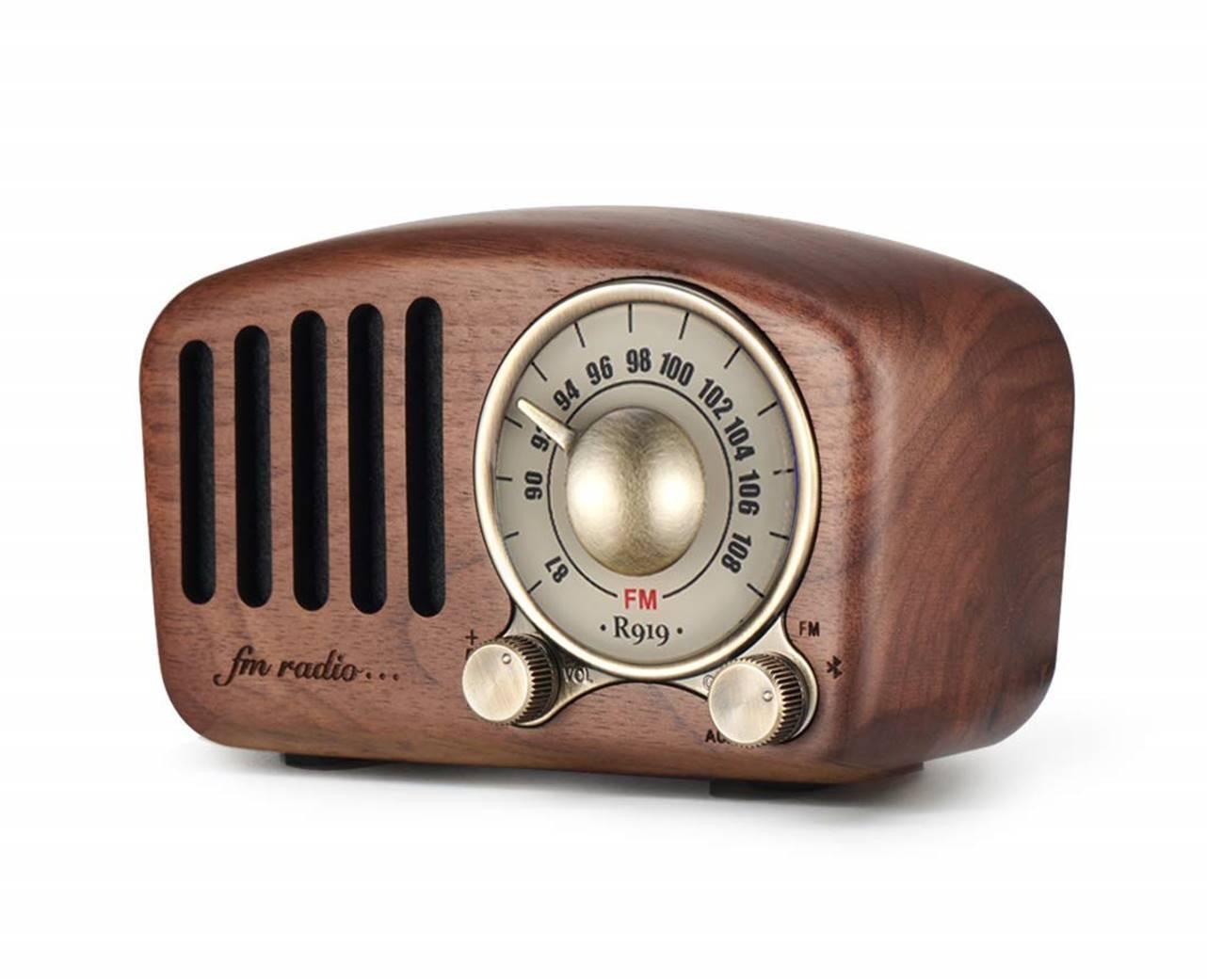 Greadio Vintage Speaker