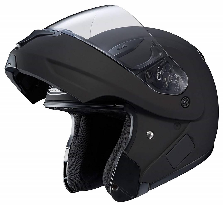 HJC Bluetooth Motorcycle Helmet