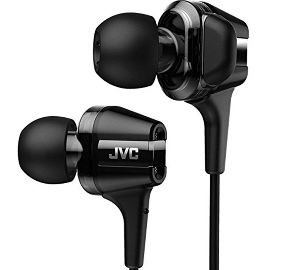 JVC HA-FXT100 High-End Earbuds