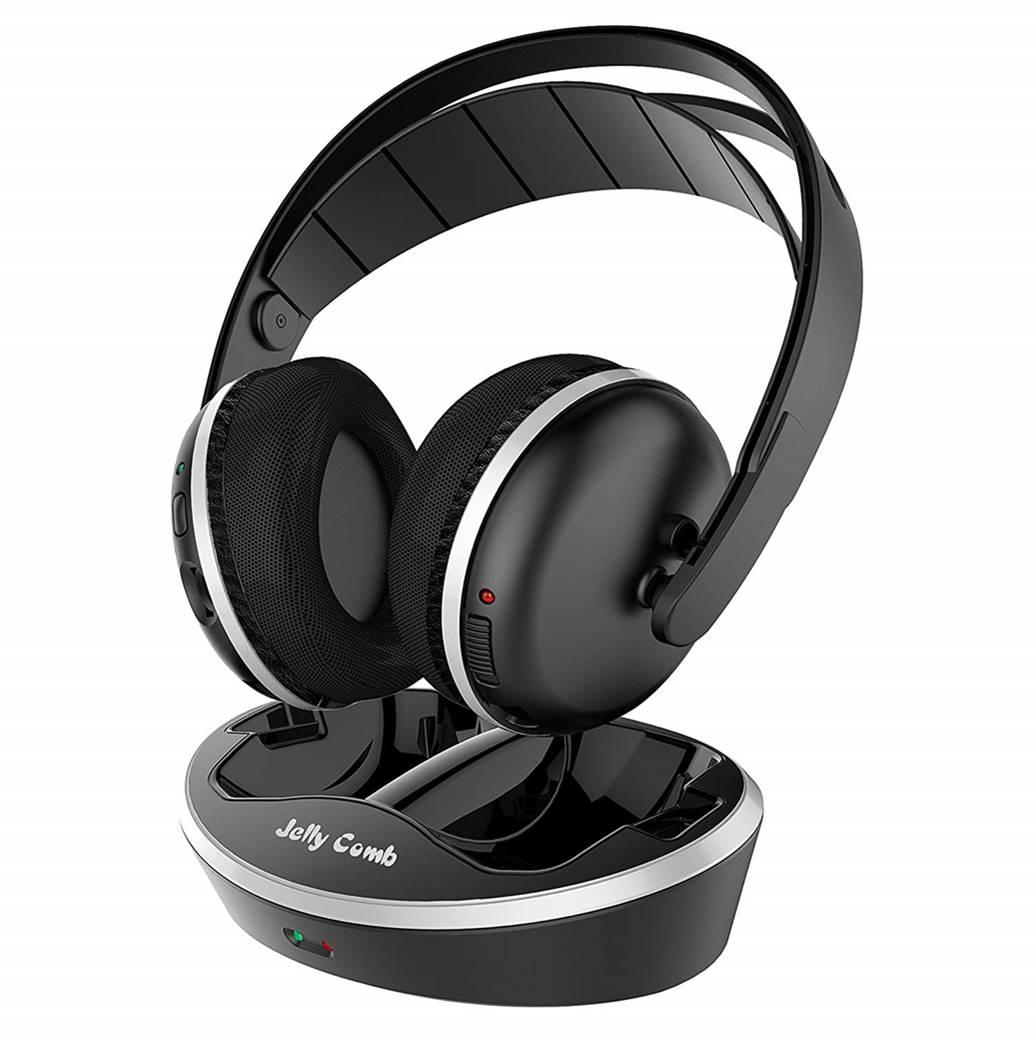 Jelly Comb Wireless Headphones for TV