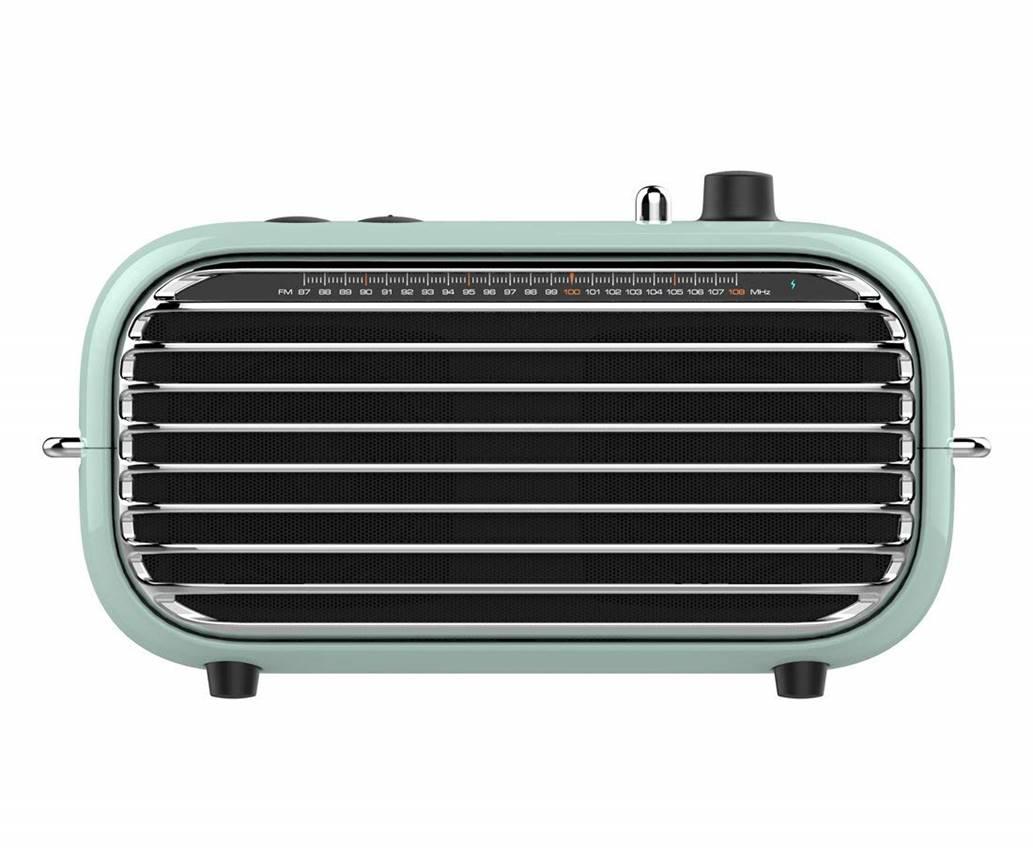 LOFREE Retro Vintage Speaker
