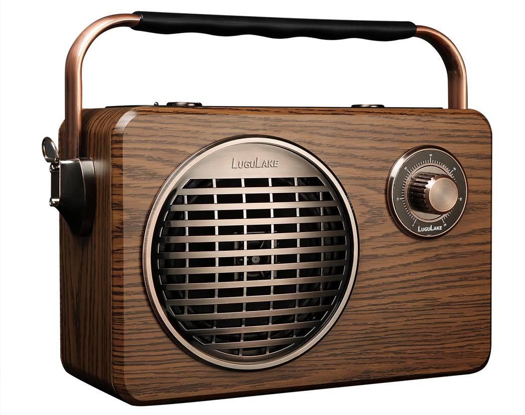 LuguLake Vintage Speaker