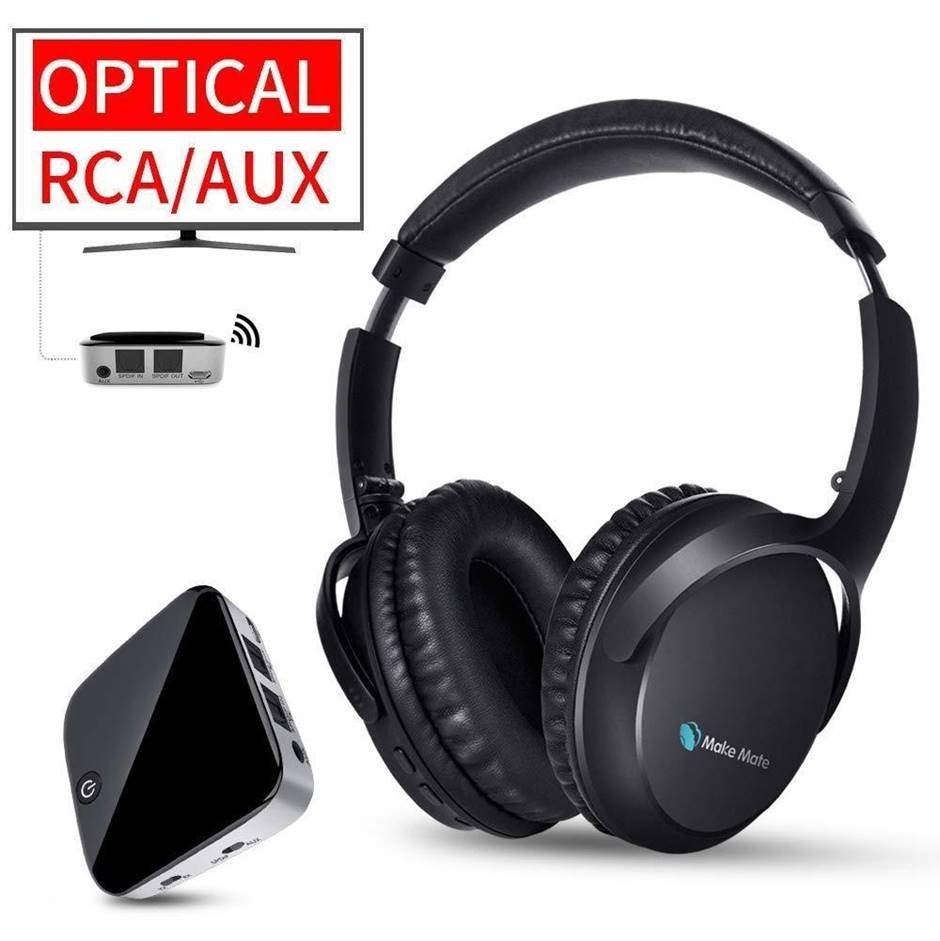 Make Mate BKM100 Wireless Headphones for TV