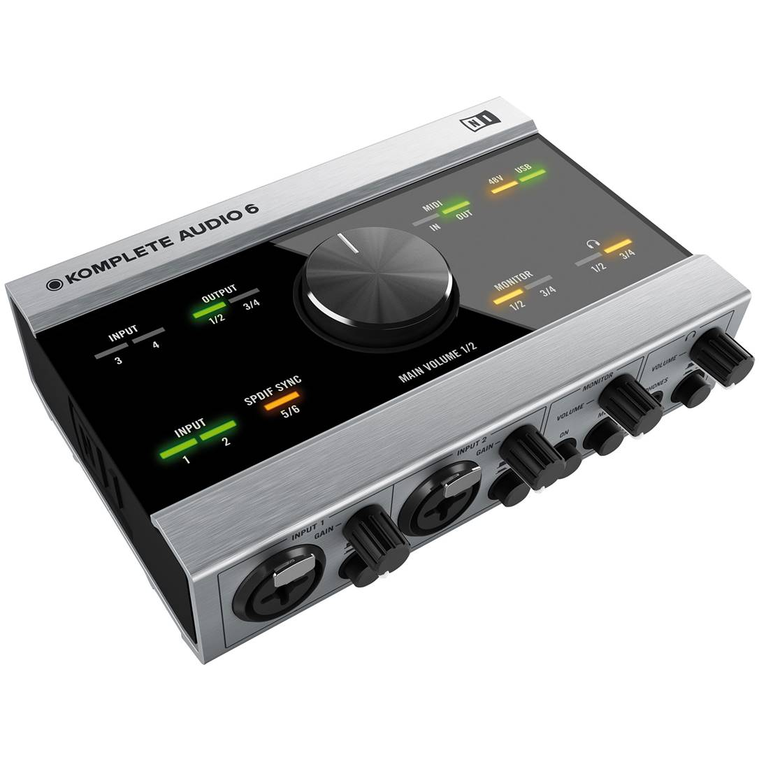 Native Instruments Komplete USB Audio Interface