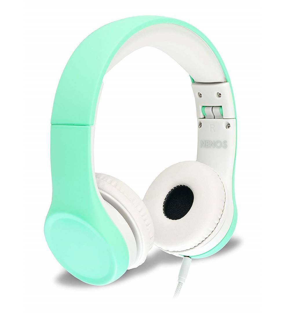 Nenos Foldable Wired Headphones