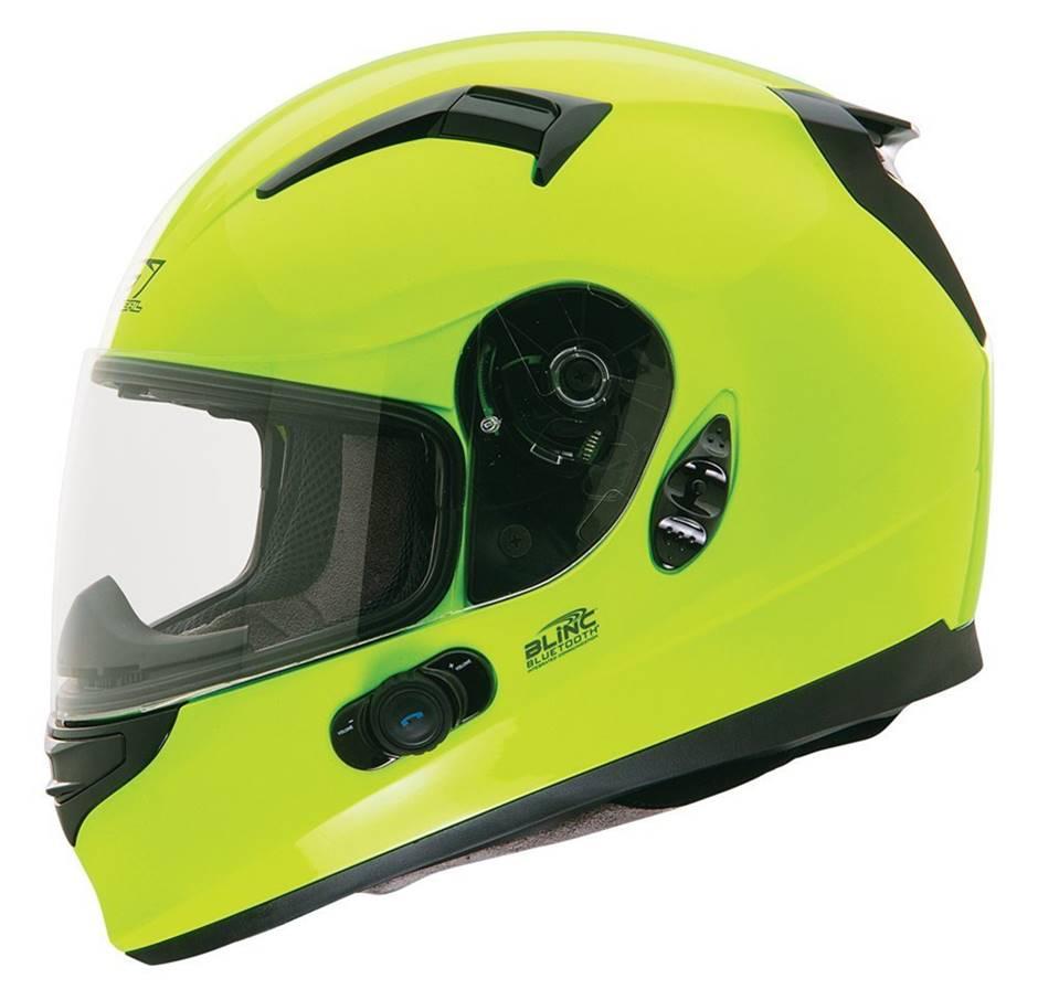 O Neal Commander Bluetooth Motorcycle Helmet