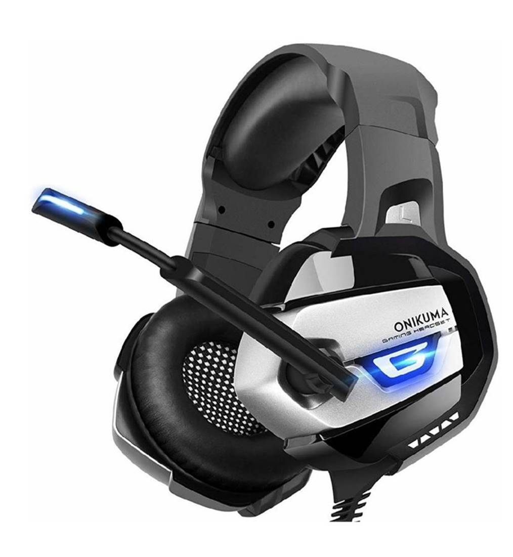 ONIKUMA Headphones for PS4