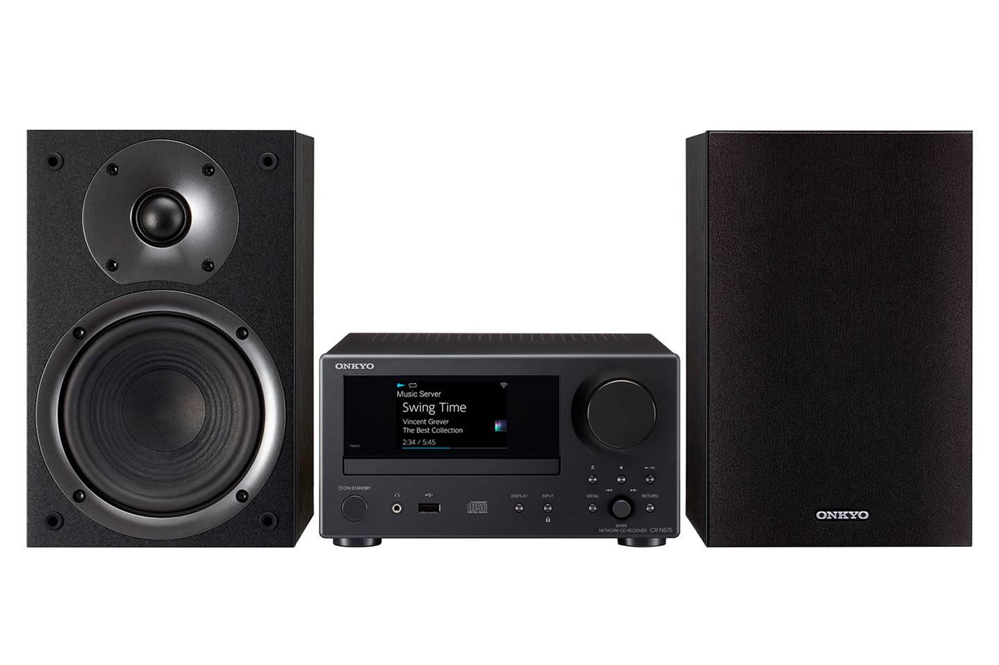 Onkyo CS-N575 Hi-Fi System