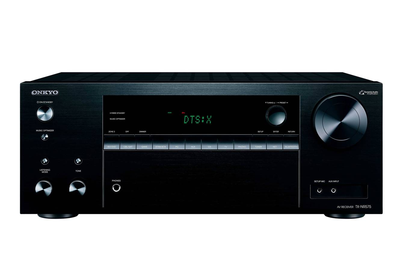 Onkyo TX-NR575 7.2 Surround Sound Receiver