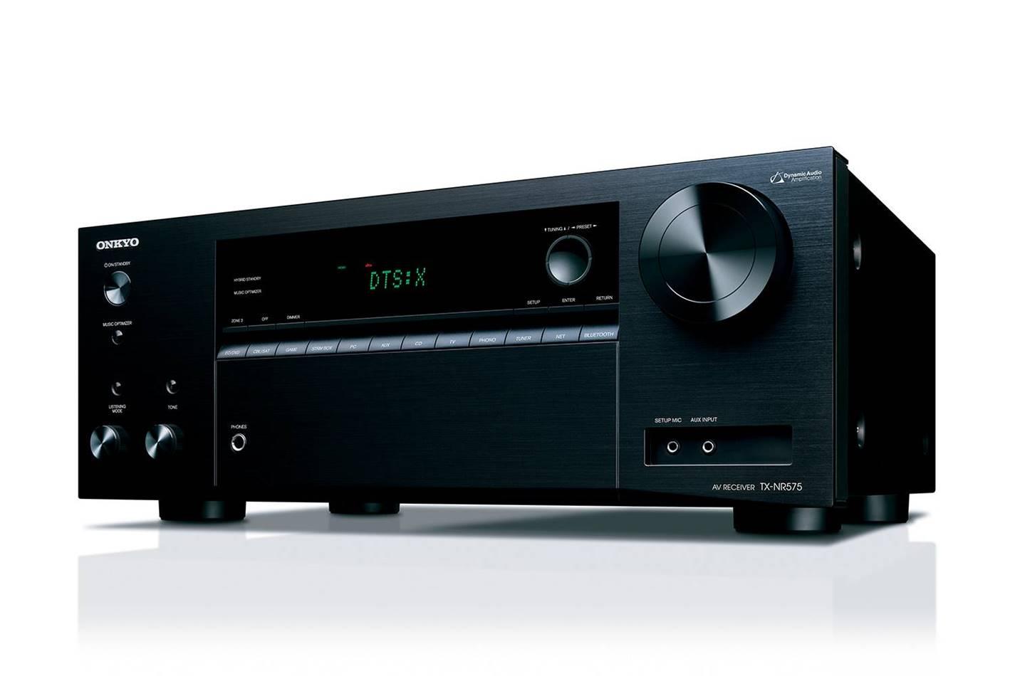 Onkyo TX-NR575 Surround Sound Receiver