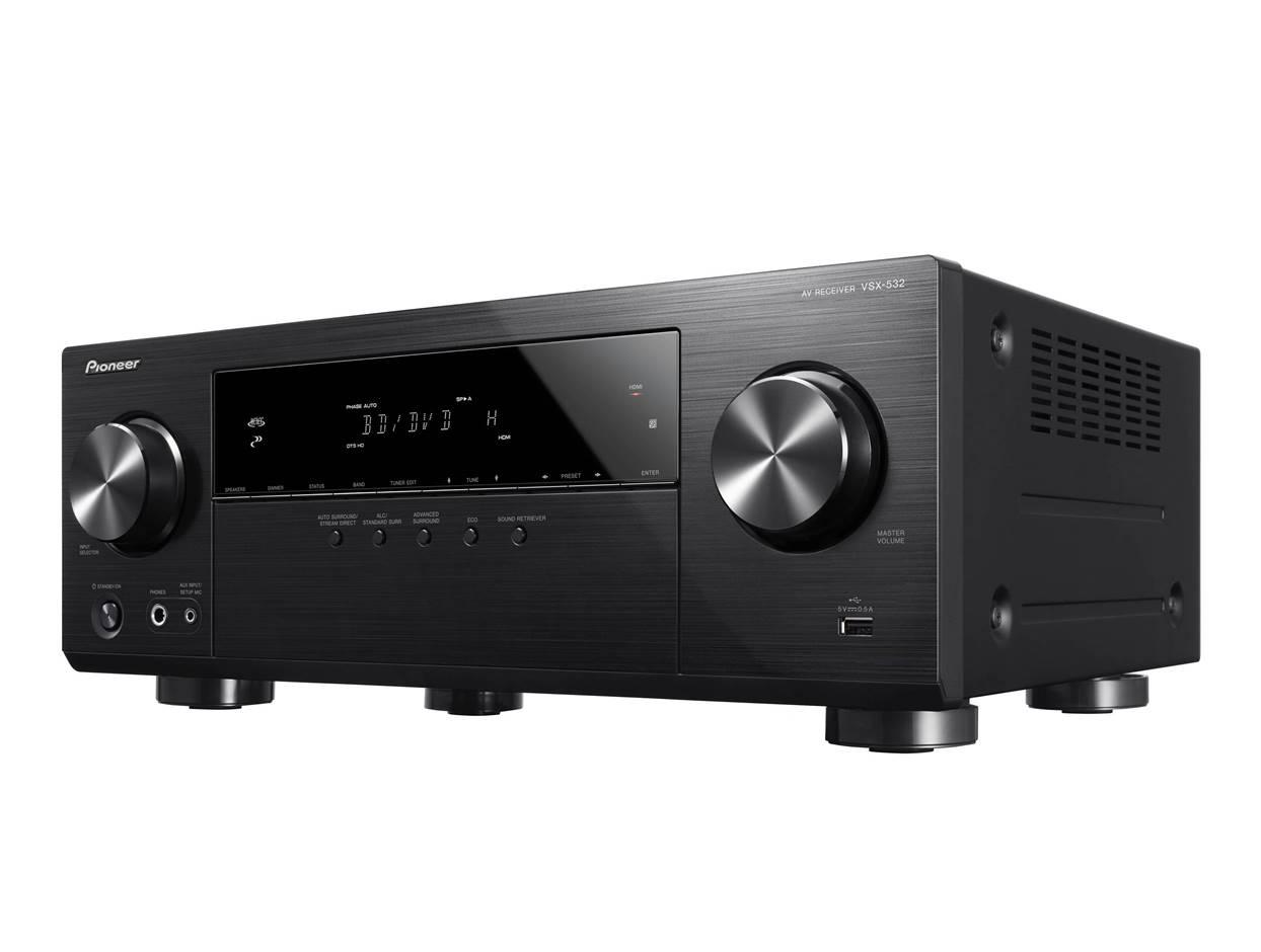 Pioneer VSX-532 Surround Sound Receiver