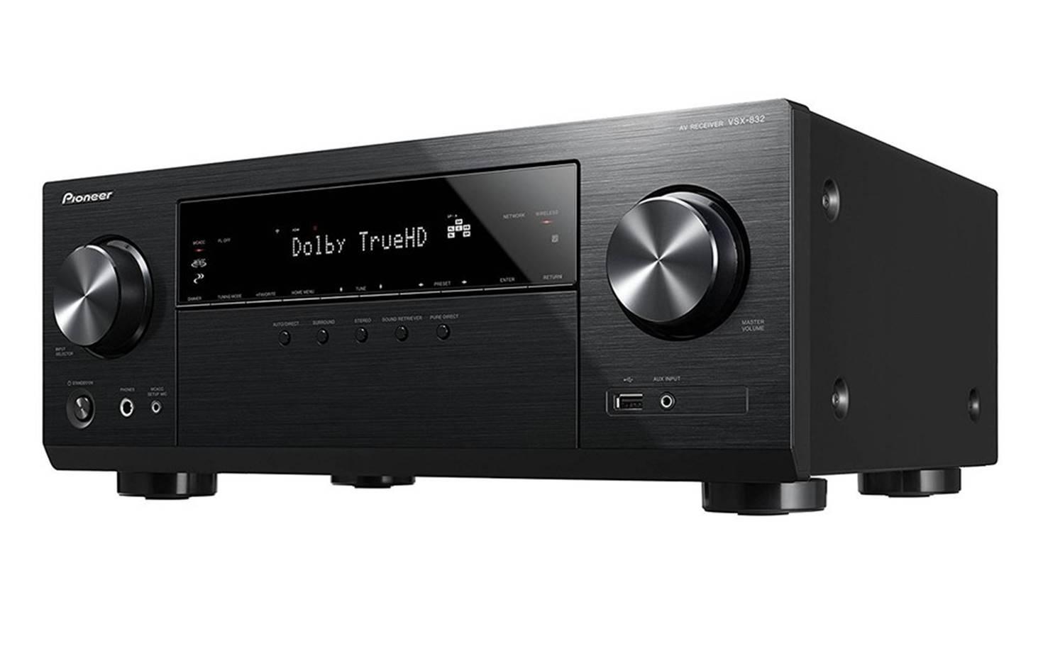 Pioneer VSX-832 Surround Sound Receiver