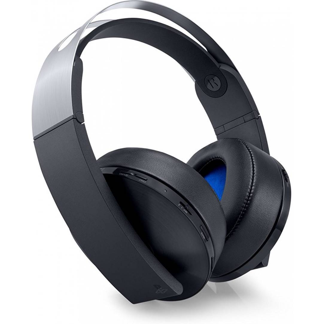 PlayStation Platinum PS4 Headphone