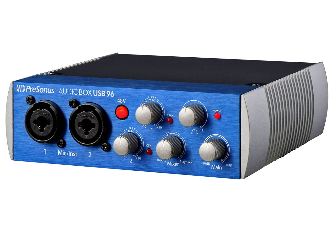 PreSonus Audiobok USB Audio Interface