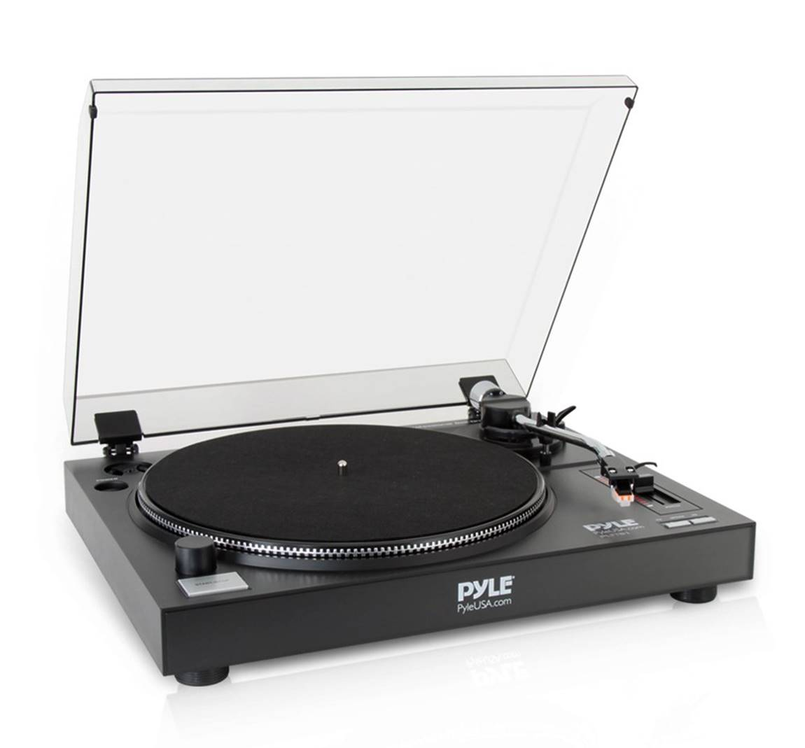Pyle PLTTB1 Vinyl Record Player
