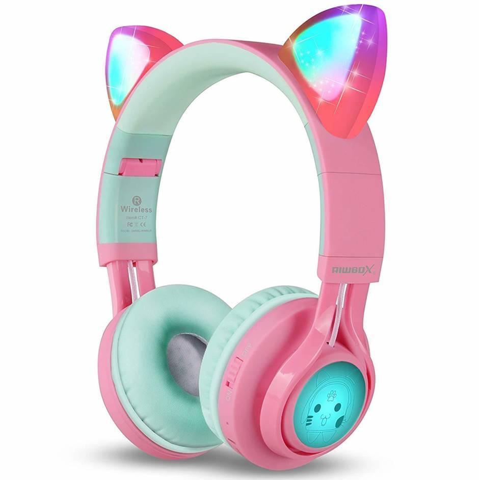 Riwbox CT-7 Bluetooth Headphones