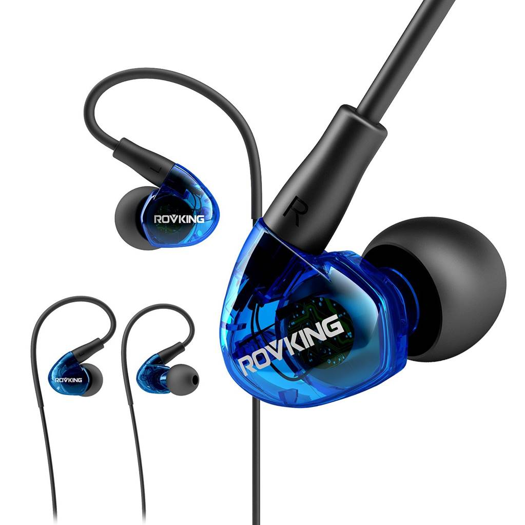 Rovking Wireless Workout Earbuds