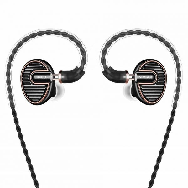 SIMGOT EN700 IEM Loudest Earbuds