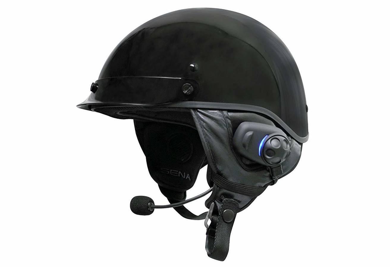 Sena Bluetooth Motorcycle Helmet