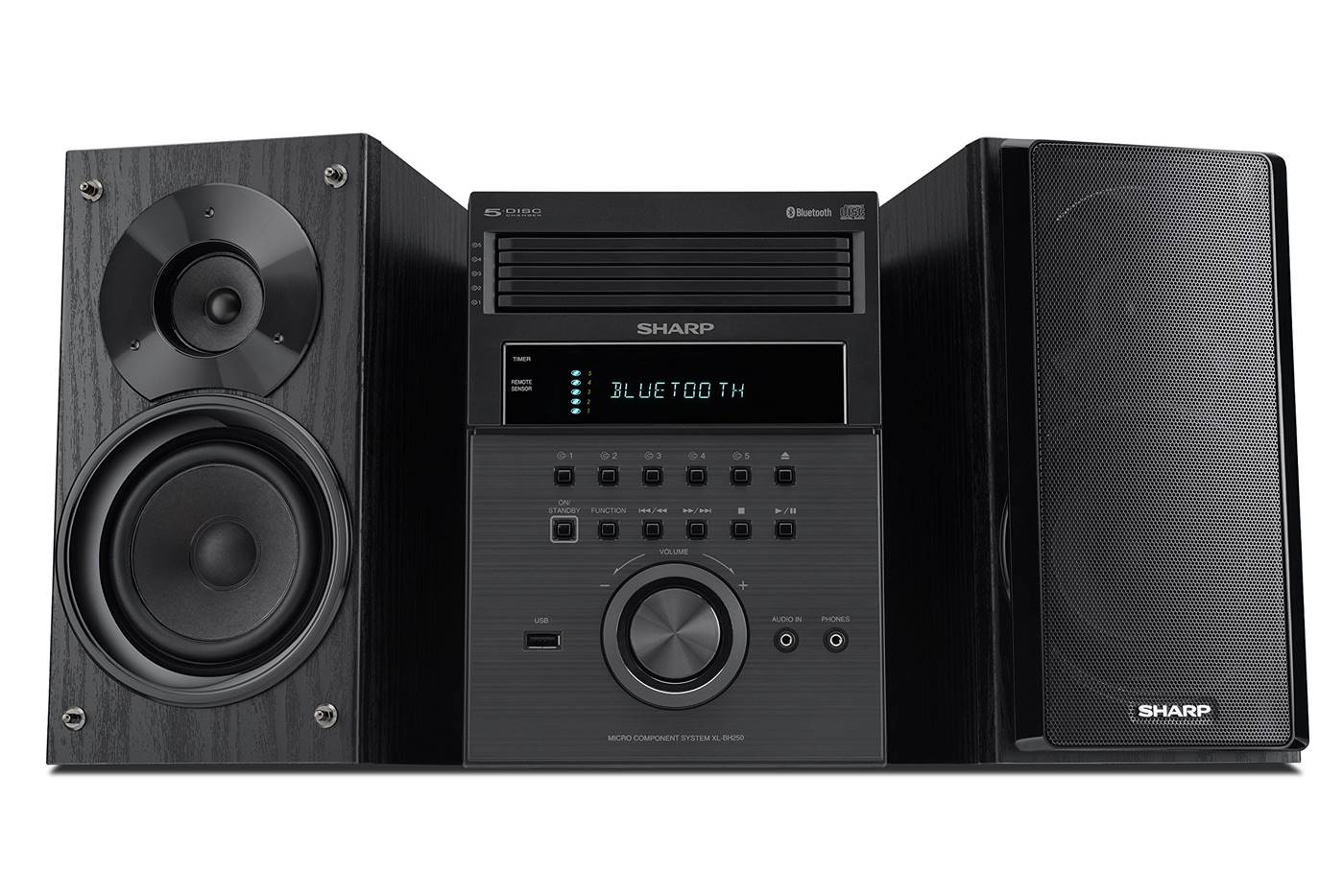 Sharp XL-BH250 Hi-Fi System