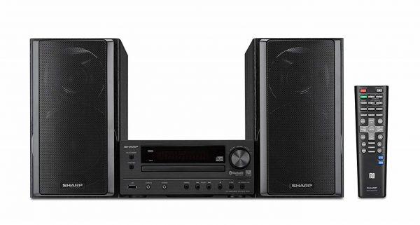 Sharp XLHF102B Hi-Fi System