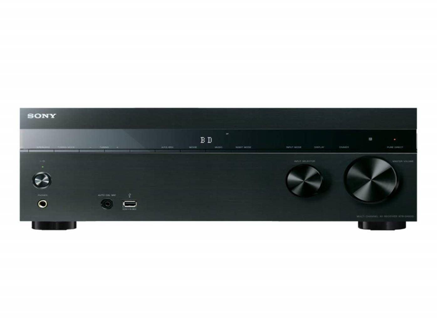 Sony STRDH550 Surround Sound Receiver