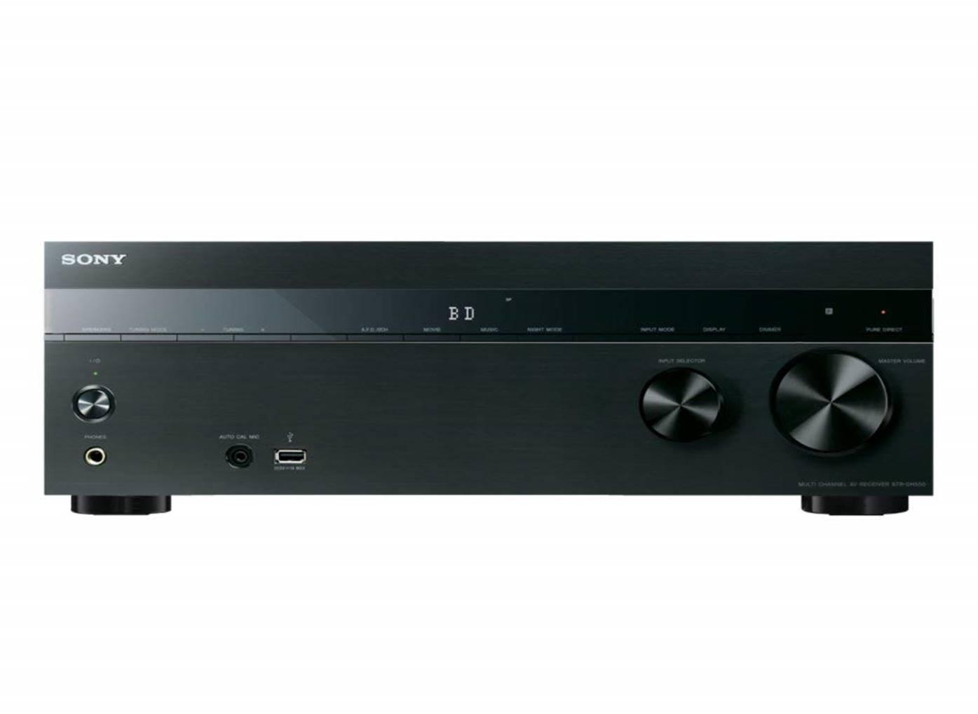 Sony STRDH550 Surround Sound Receiver