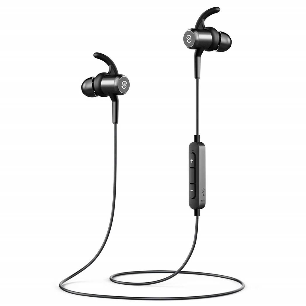 SoundPeats Q12 Workout Earbuds