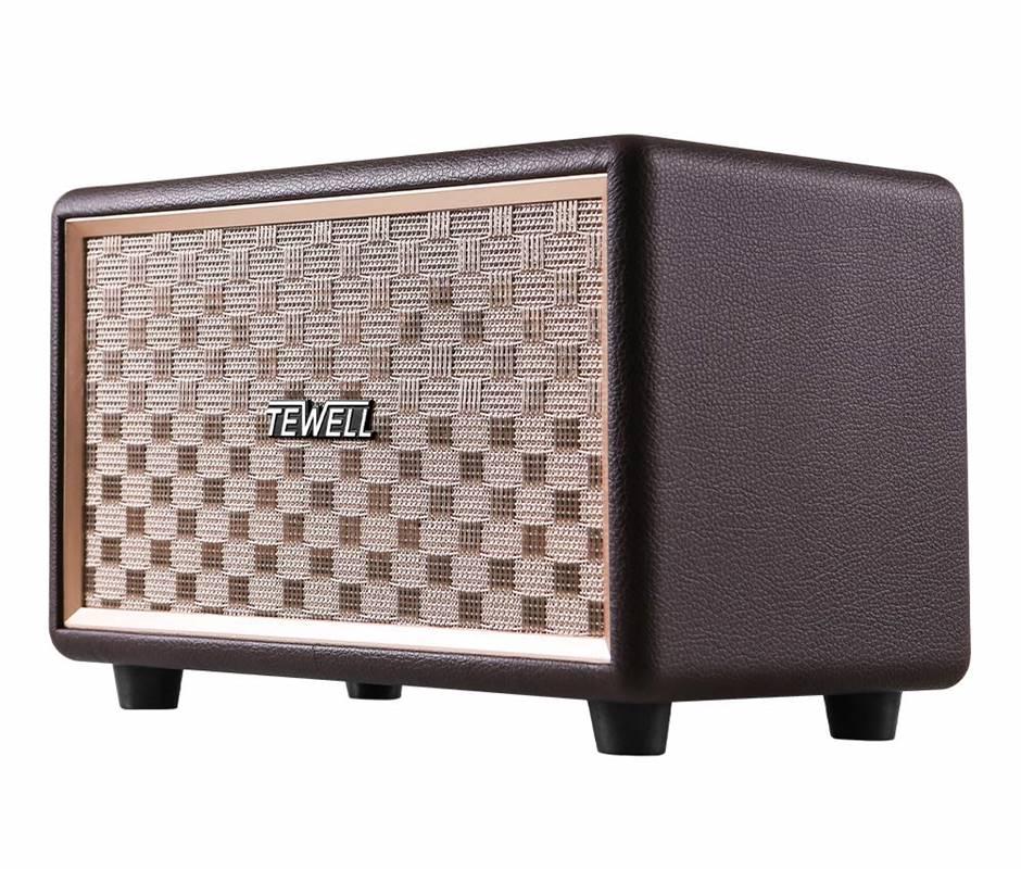 TETWELL Bluetooth Vintage Speaker