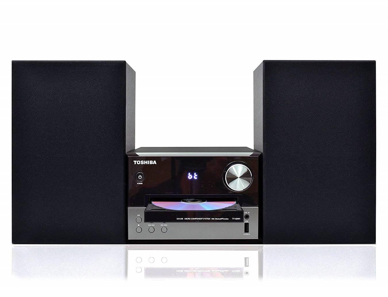Toshiba TY-ASW91 Hi-Fi System