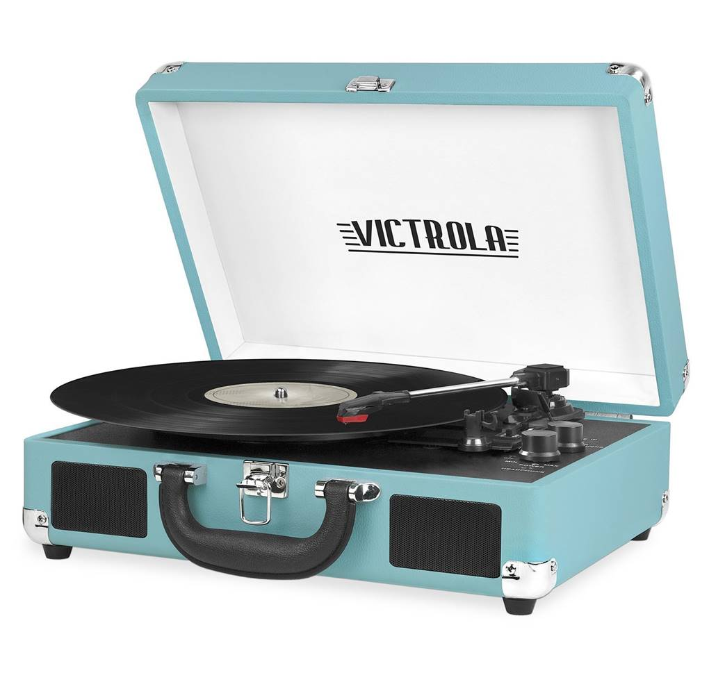 Victrola 3-Speed Vinyl Record Player