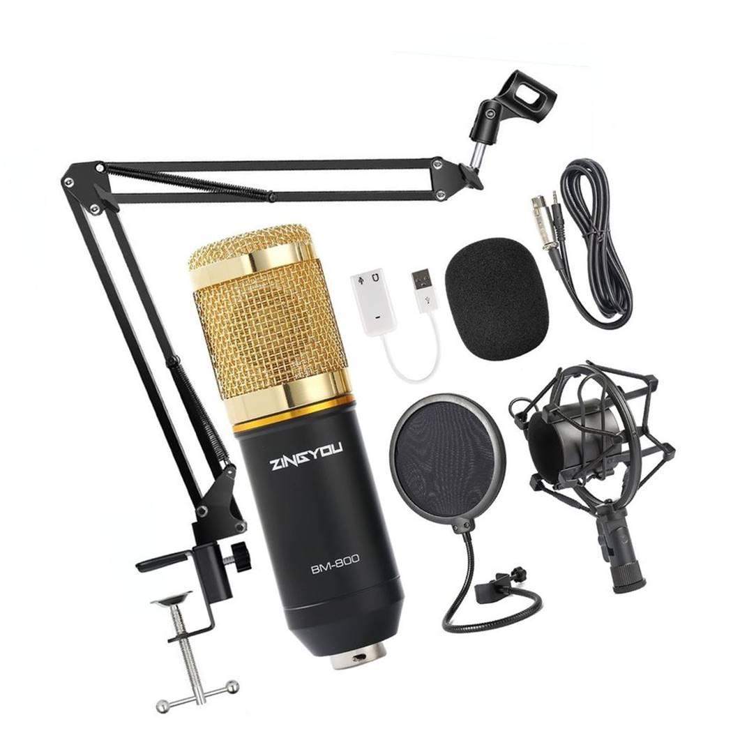 ZINGYOU Condenser Microphone Kit