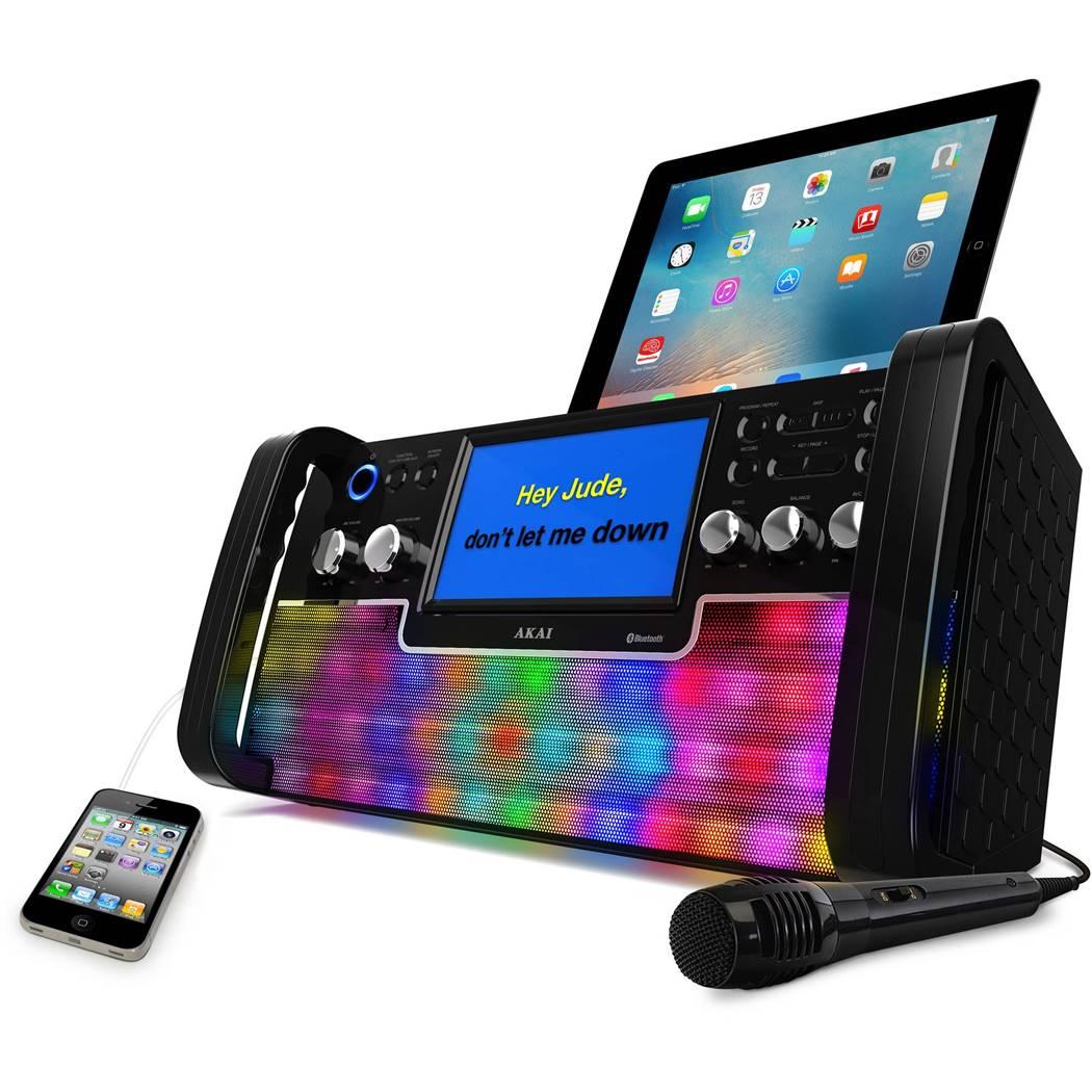 Akai KS780-BT Karaoke Machine