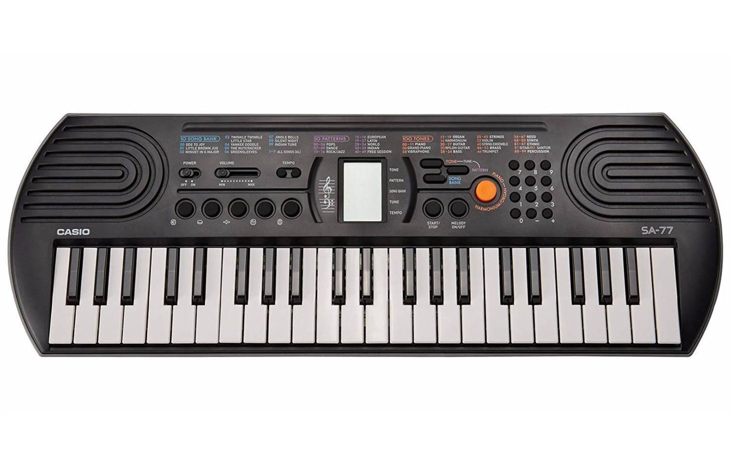 Casio SA-77 44 Key Best Electronic Keyboard