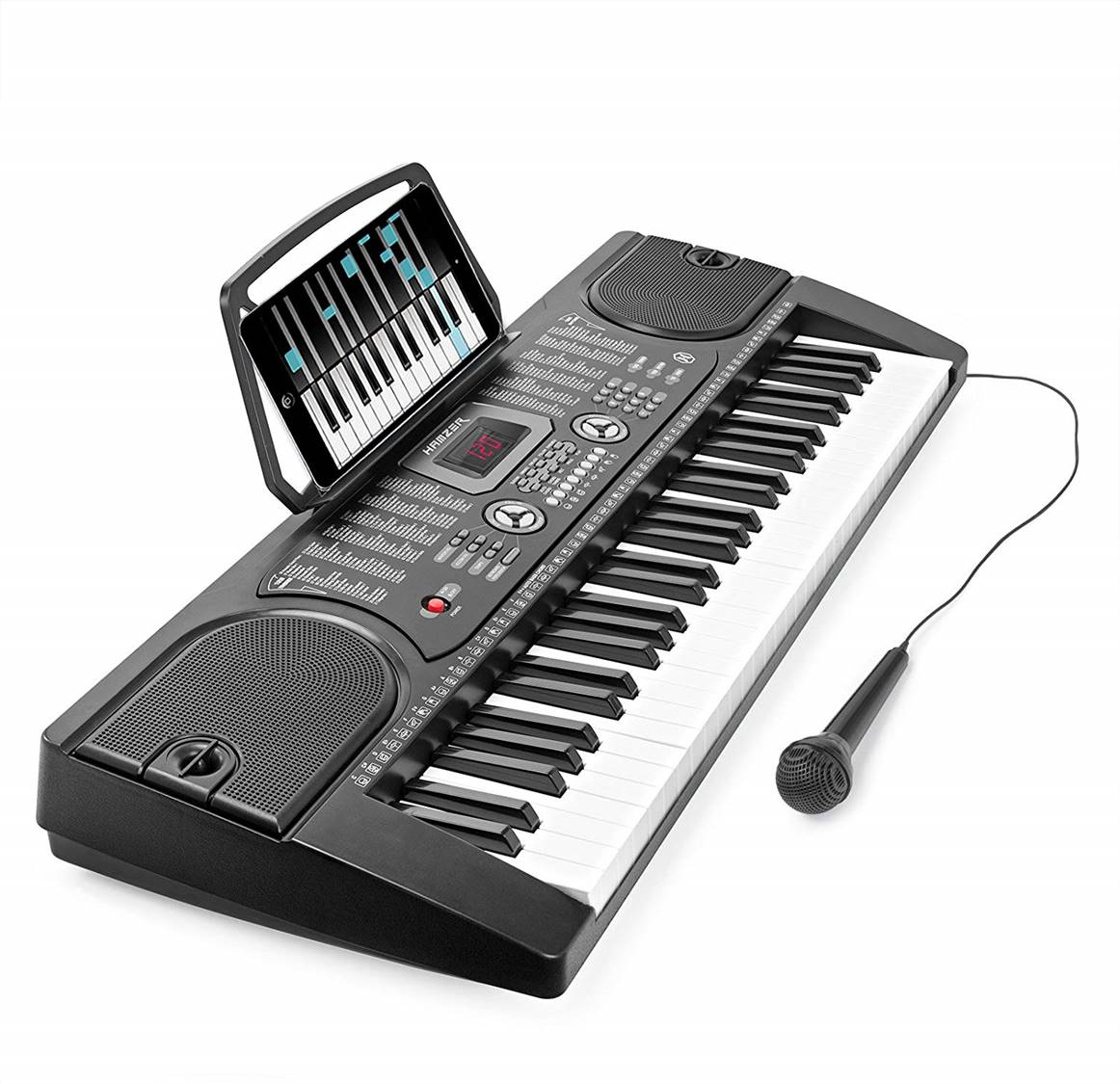 Hamzer 61-Key Best Electronic Keyboard