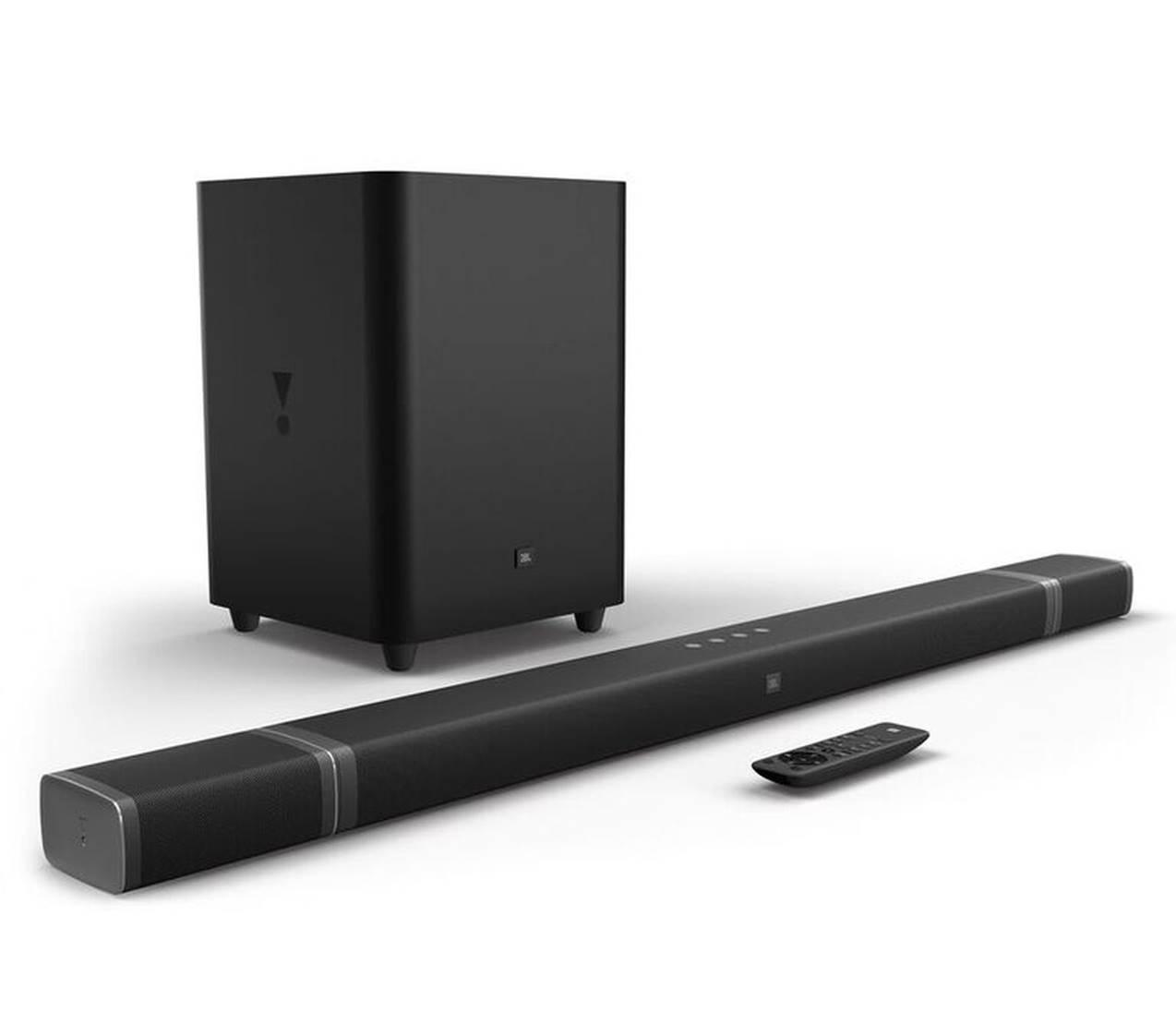 JBL Bar Ultra-HD Home Theater Soundbar
