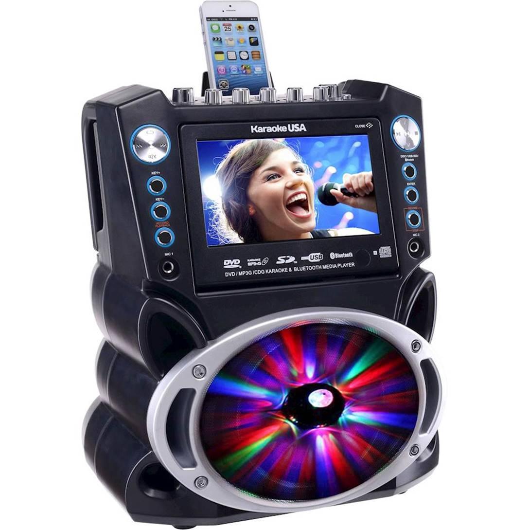 Karaoke GF842 Karaoke Machine