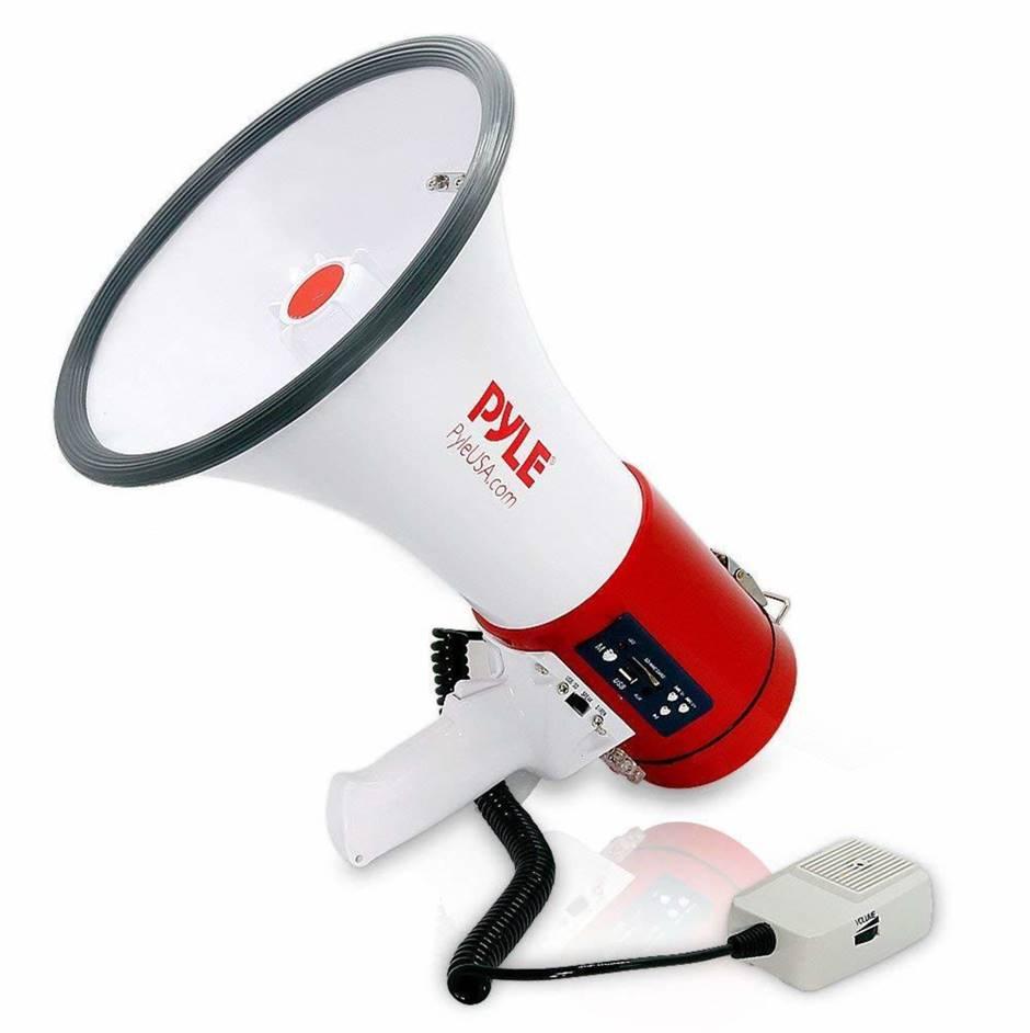 Pyle PMP57LIA Portable Megaphone