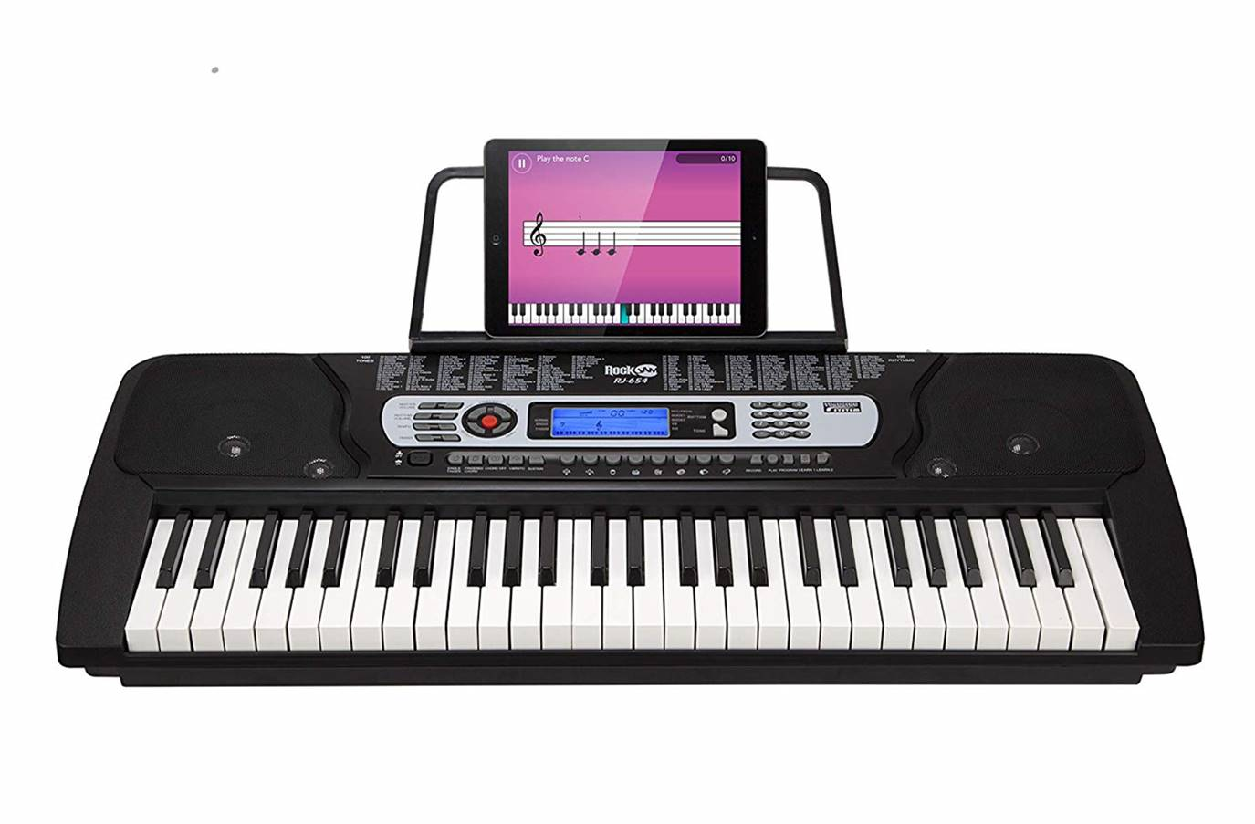 RockJam 54-Key Best Electronic Keyboard