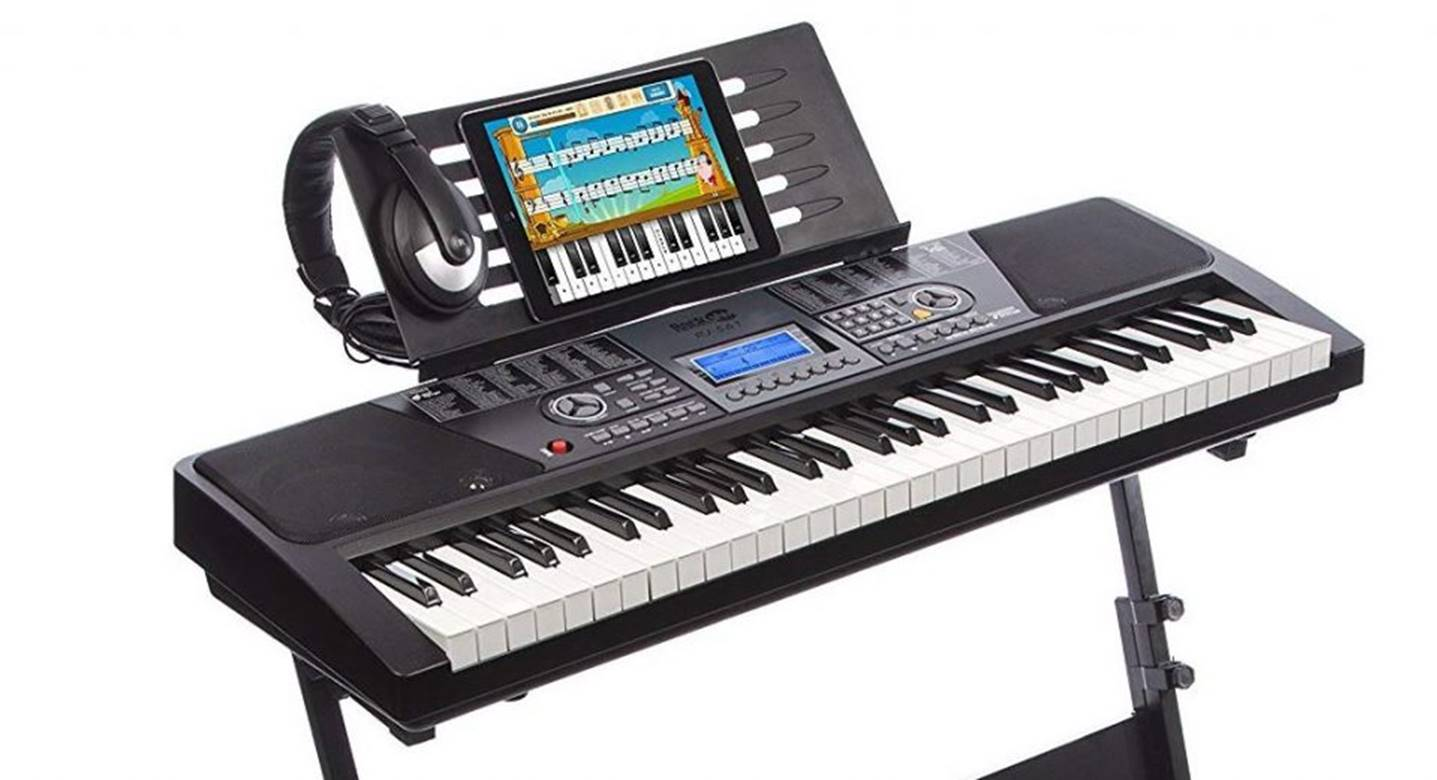 RockJam RJ561 Best Electronic Keyboard